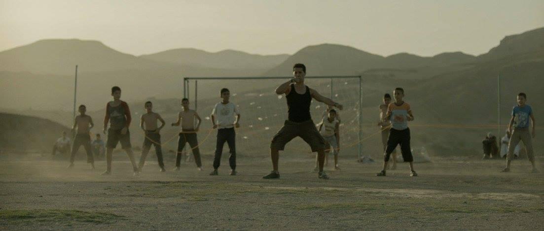 timgad-equipe-foot-algerie-entrainement