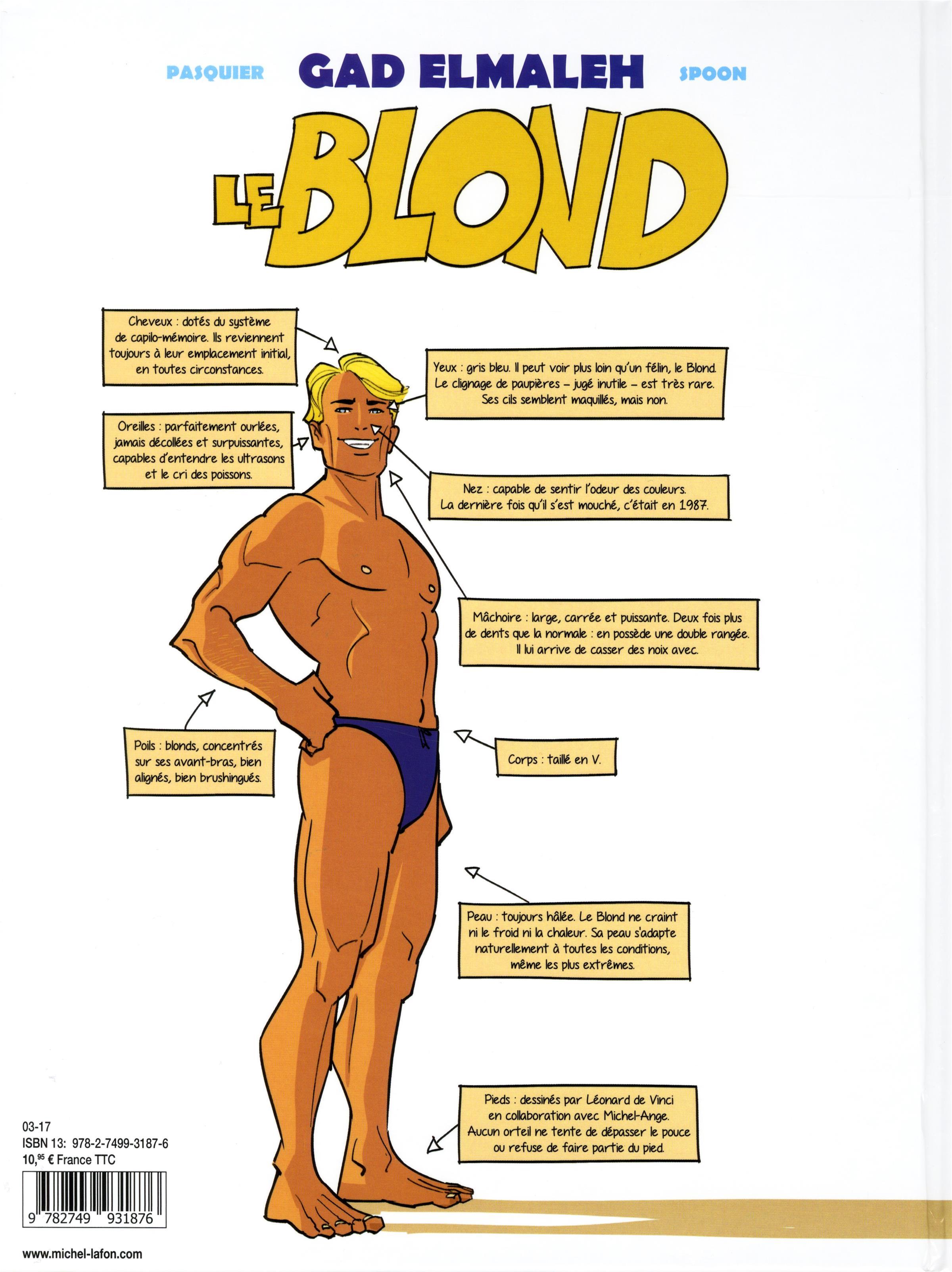 gad elmaleh blond