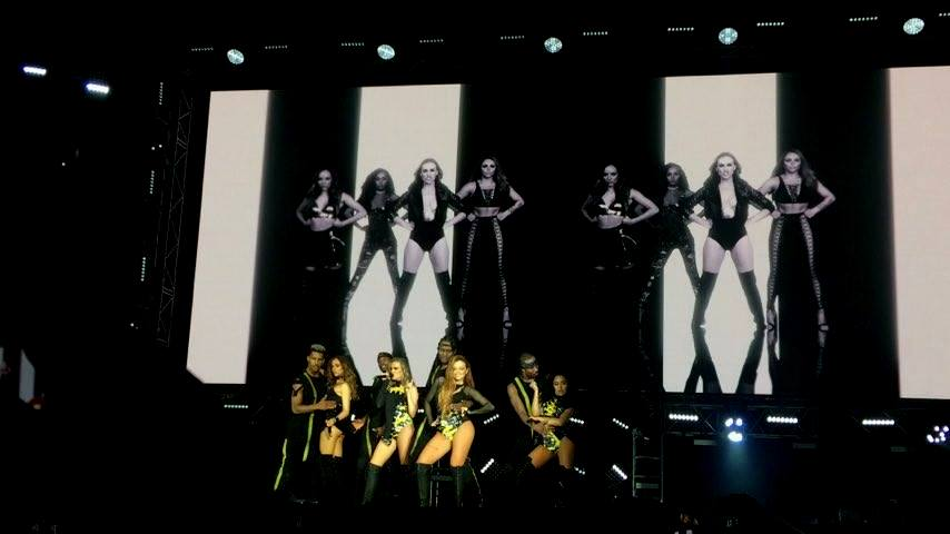 Little Mix @Sportpaleis (Branchés Culture) (2)