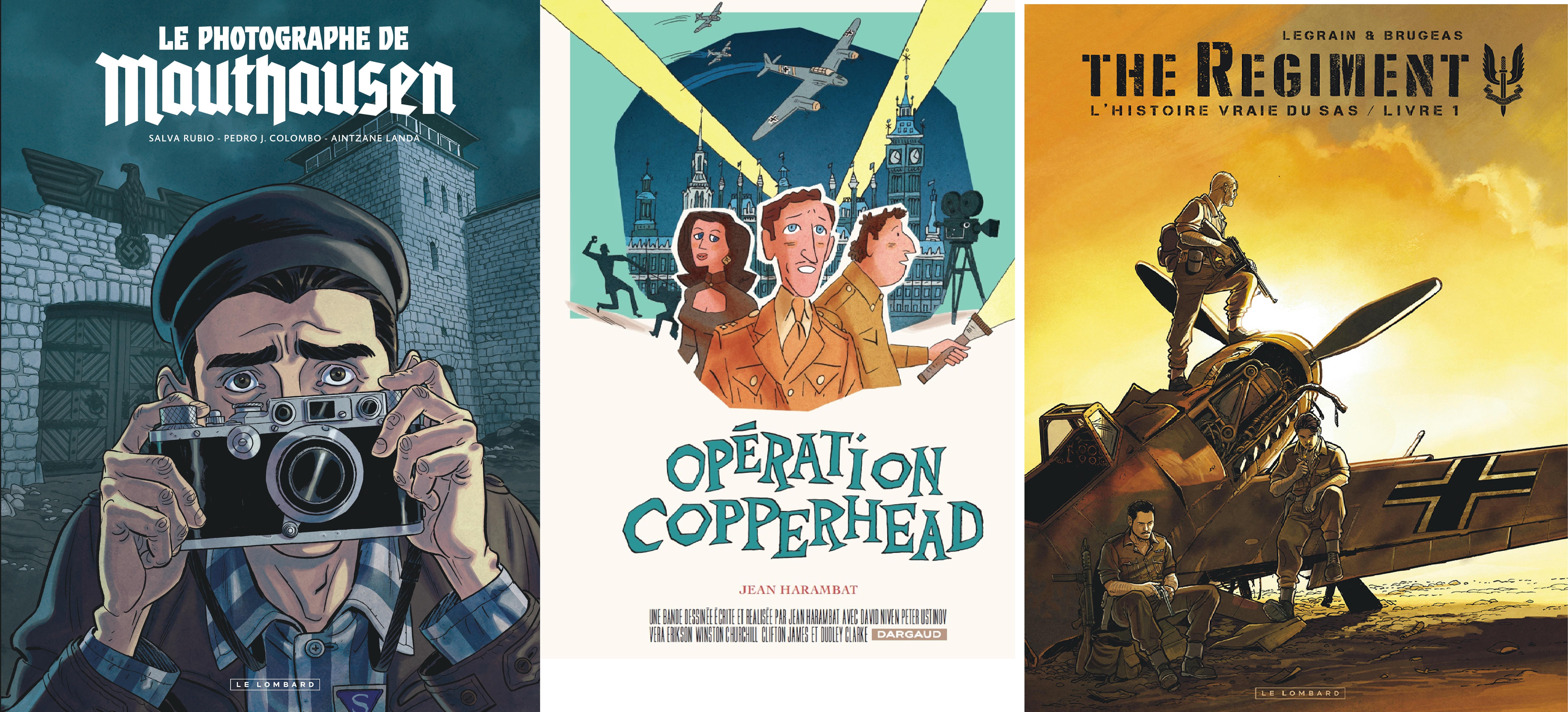 Le Photographe De Mauthausen Operation Copperhead The