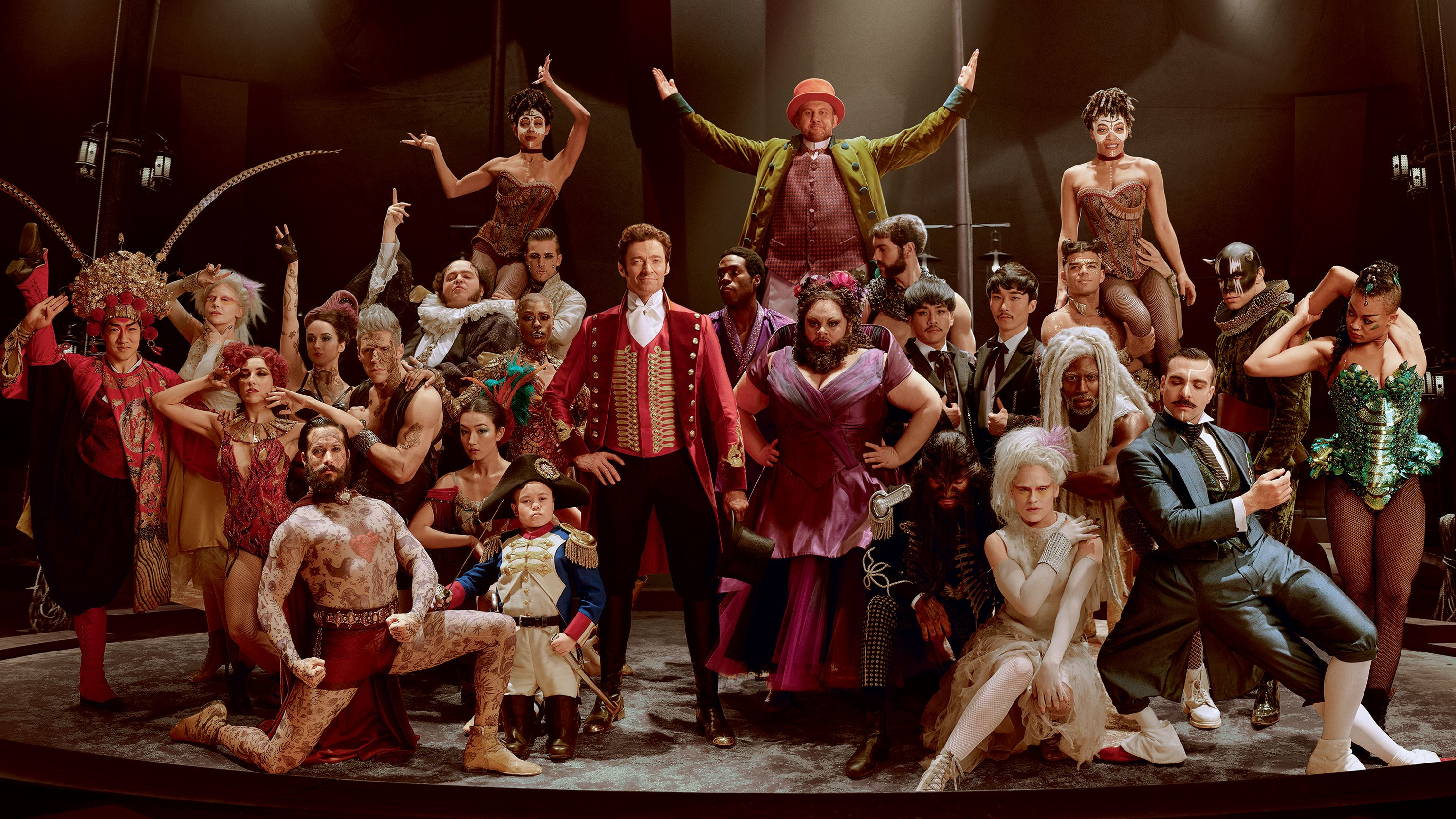 The Greatest Showman (10)