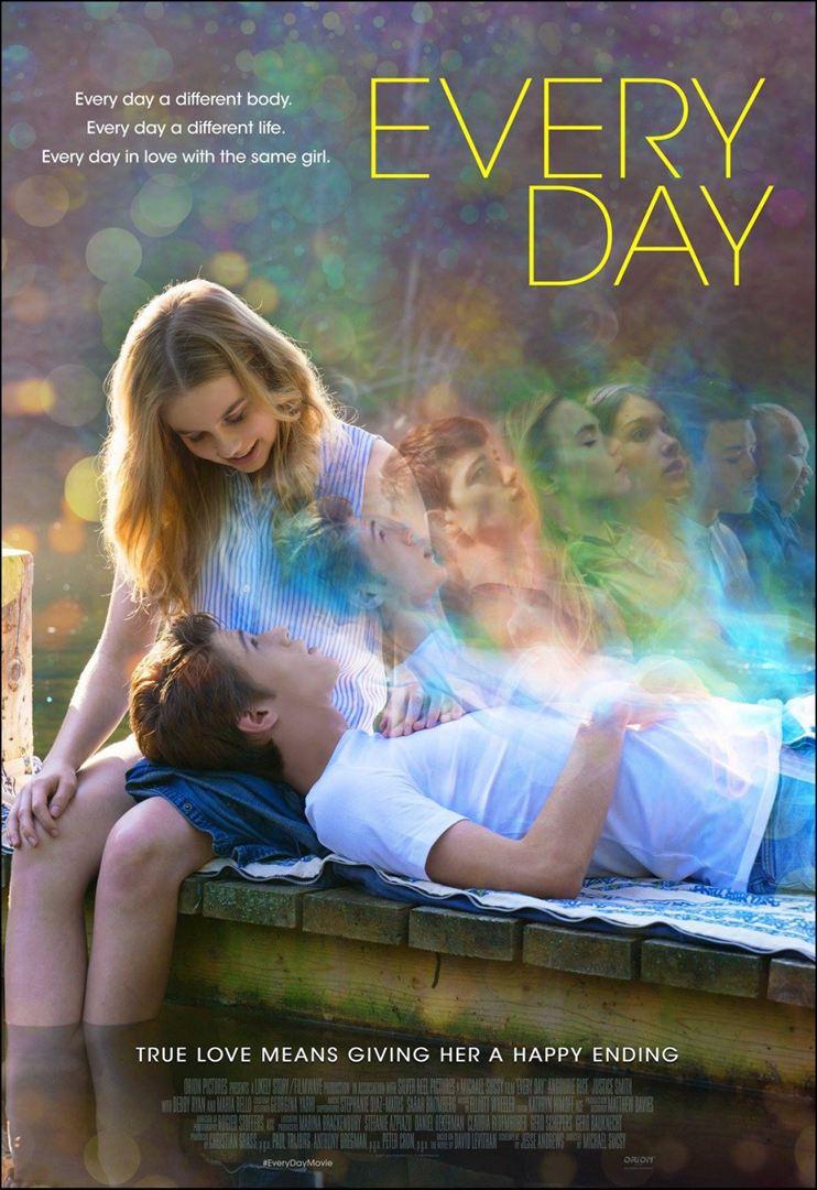 Every Day Film Romance Fantastique Histoire Amour