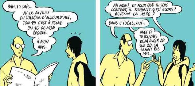 Ma Vie de Réac - Morgan Navarro (Dargaud)