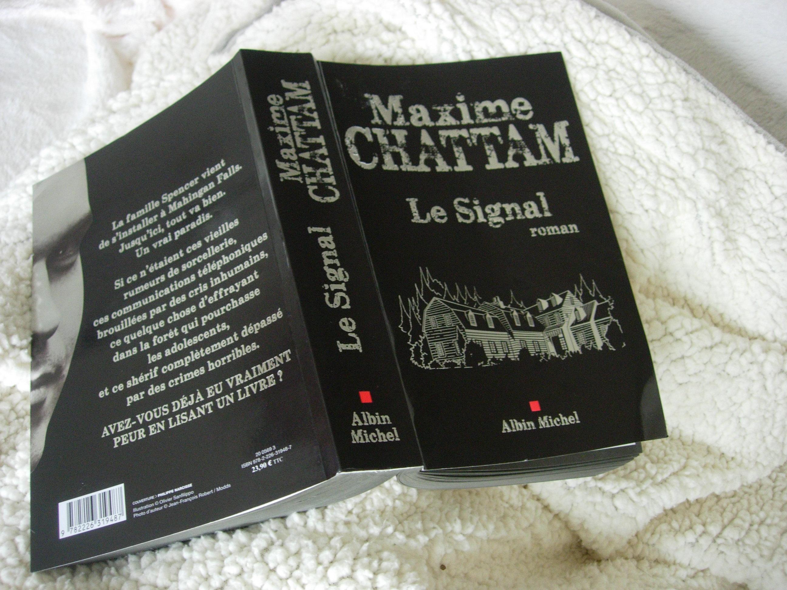 Le Signal De Chattam Terrifiant Haletant Exceptionnel