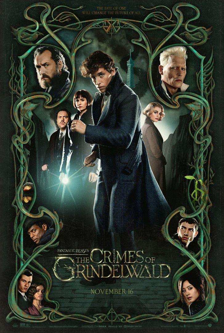 Les Crimes De Grindelwald Ont Le Syndrome Du Hobbit Et Les