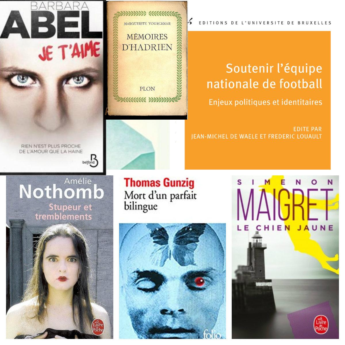 Collage_livres belges