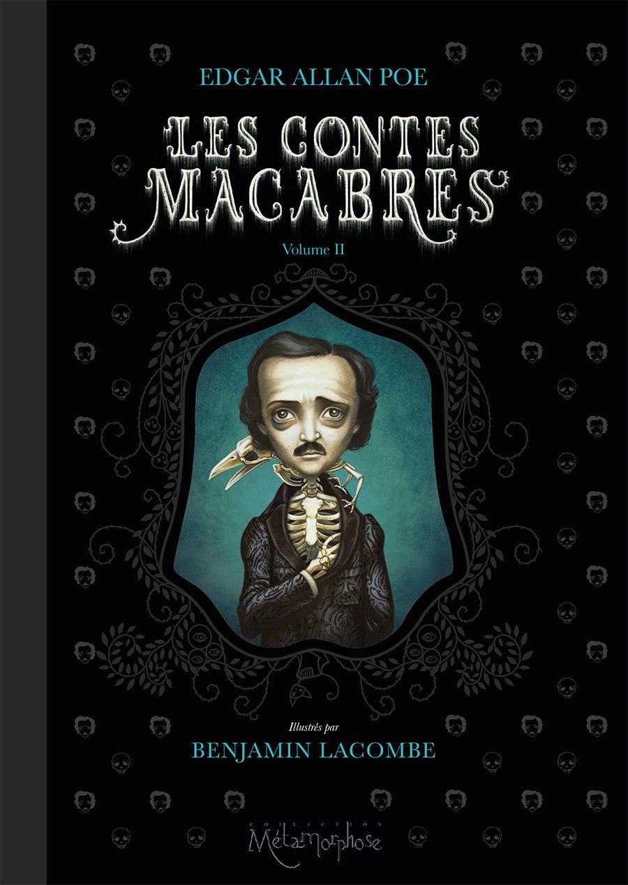 Contes Macabres - Benjamin Lacombe