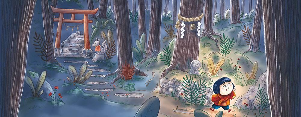 Recueil 2 de Mukashi mukashi - Contes du Japonet