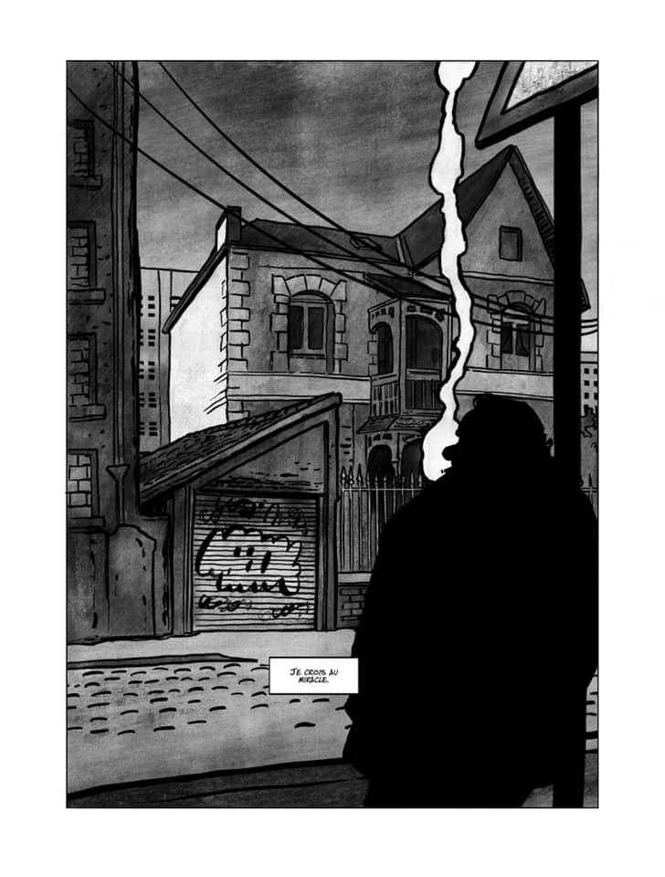 La cage aux cons – matthieu angotti – robin recht – franz bartelt – polar –  otage – prisonnier – cambriolage mal passé – parodie – noir – clope –  Branchés Culture