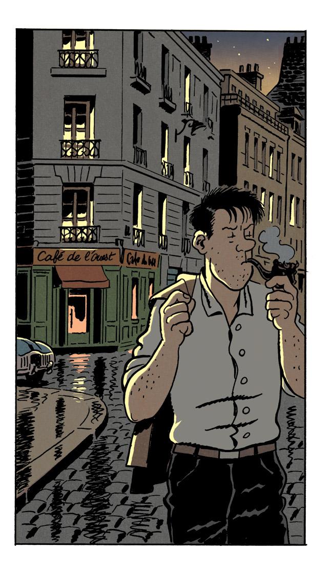 La bouffarde dans la Bande Dessinée - Page 5 Nestor-Burma-bd-tome-13-les-rats-de-Montsouris-leo-Malet-Tardi-Emmanuel-Moynot-Francois-Ravard-paris-enquete-gangsters-chantage-tresor-pipe
